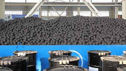 توپ های سنگ زنی فولادی کوره اي به صورت عمده
