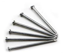 بیشترین کاربردهای میخ های معمولی فولادی در سازه های ساختمان و اغلب در صنایع ساختمانی است