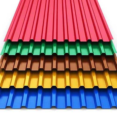 استفاده از رنگ مخصوص ورق گالوانیزه برای افزایش دوام و طول عمر ورق