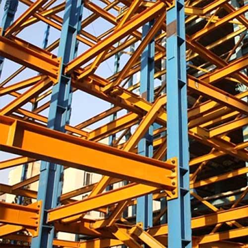 طراحی اعضای خمشی فولادی