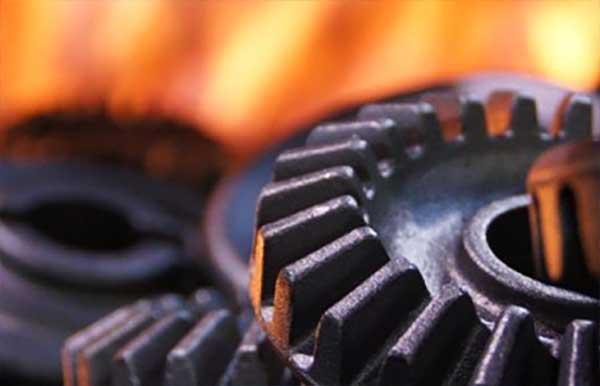 سخت کاری فولاد