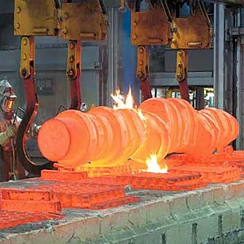 عملیات حرارتی فولاد