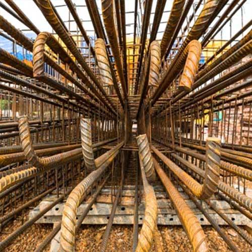آزمایش پیوستگی میلگرد با بتن | بورس آهن