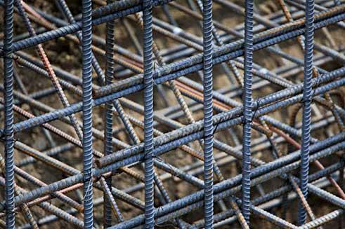 وصله پوششی میلگرد | بورس آهن