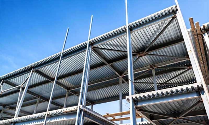 چرا باید سقف عرشه فولادی را انتخاب کنیم؟