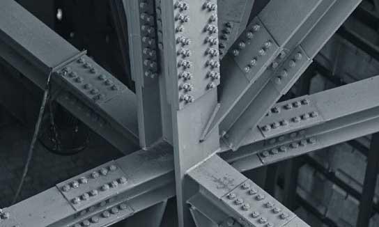 اسکلت پیچ و مهره ای | بورس آهن