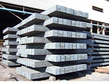 بیلت یکی از مشتقات و اشکال فولاد است که در این طرح بر آن تمرکز شده است