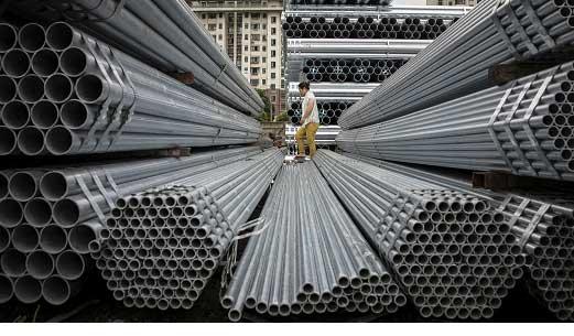 برنامههای میانمدت و بلندمدت پکن در مورد تولید فولاد