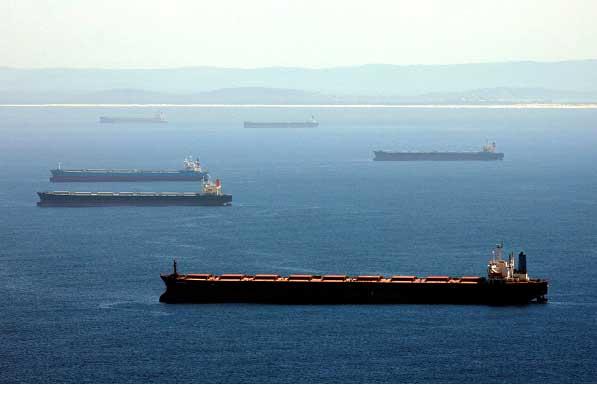 باید دید کشتیهای حمل زغال سنگ چینی، مقصد جدیدی پیدا میکنند یا خیر