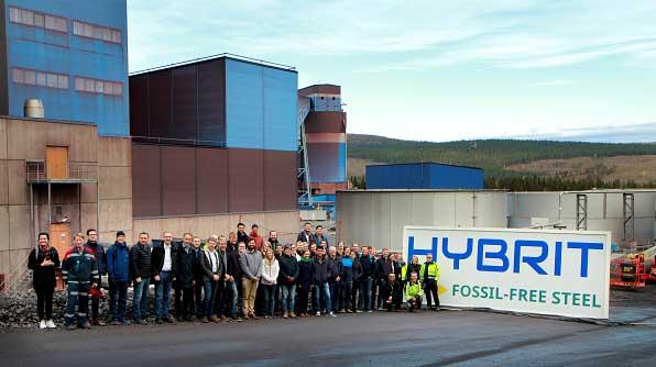 شرکت (LKAB) با این تصمیم، خود بهتنهایی اثر قابل توجهی را روی میزان تولید گازهای گلخانهای سوئد ایجاد میکند.