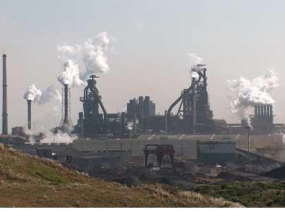 پیامدهای احتمالی و همچنین ملموس در صنعت جهانی فولاد