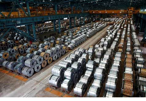 چین میتواند کل بازار جهانی فولاد را غافلگیر کند!