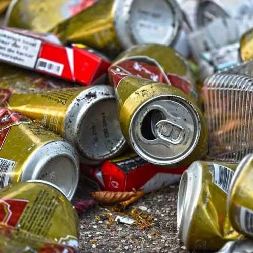 نحوه بازیافت بسته بندی آلومینیومی
