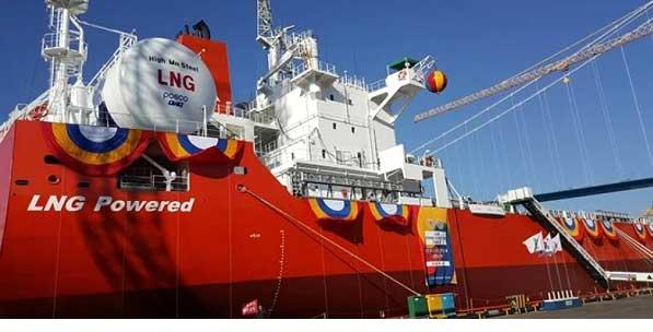 این کشتیها آینده صنعت کشتیرانی را در اختیار دارند