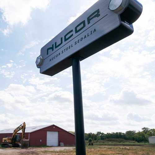 غولهای عظیمالجثه در دنیای تولید فولاد؛ نوکور آمریکا (Nucor)