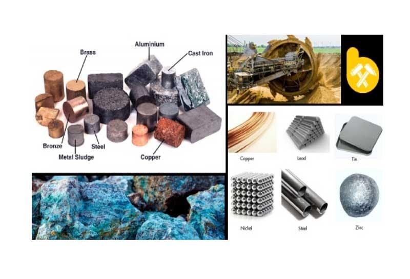 فلزات آهنی در مقابل فلزات غیر آهنی