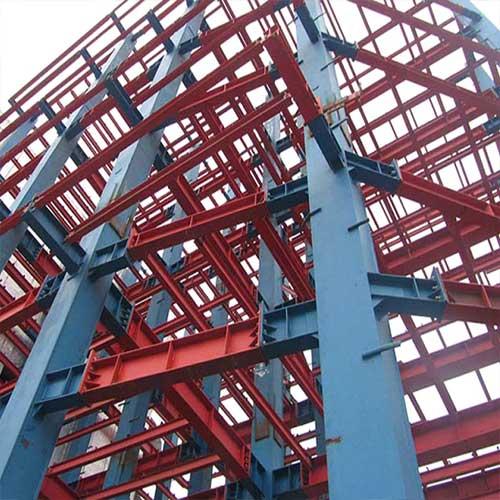 سازه های فلزی | بورس آهن