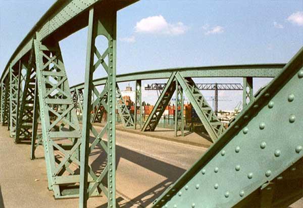 انواع سازه های فلزی | بورس آهن