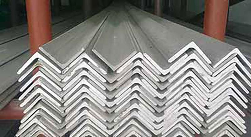 نبشی 6*60*60 طول 6 متری ذوب آهن اصفهان