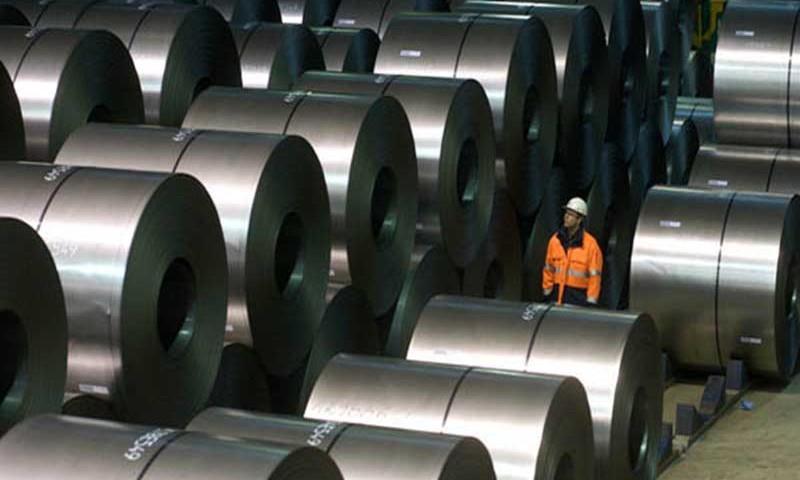 ورق گالوانیزه 0.5 رول 1000 فولاد امیر کبیر کاشان