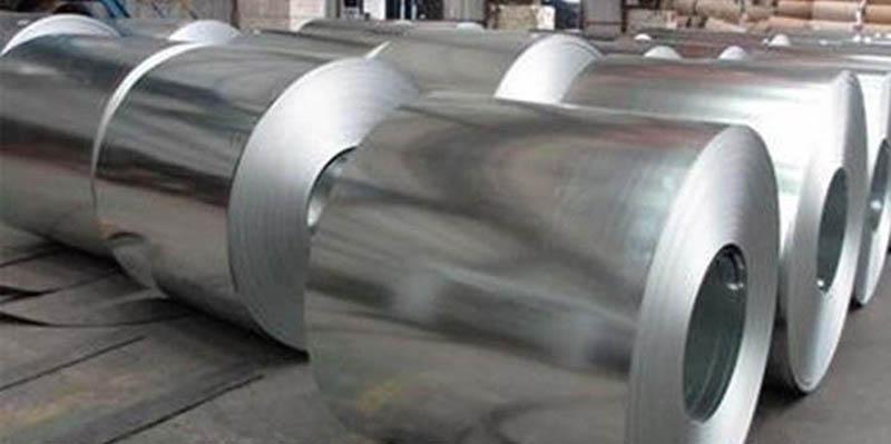 ورق گالوانیزه 0.8 رول 1000 فولاد امیر کبیر کاشان