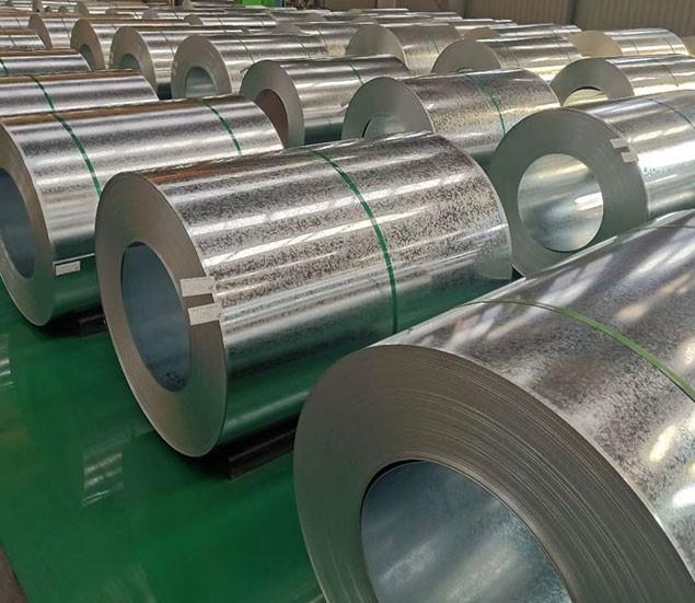 ورق گالوانیزه 0.9 رول 1250 فولاد امیر کبیر کاشان