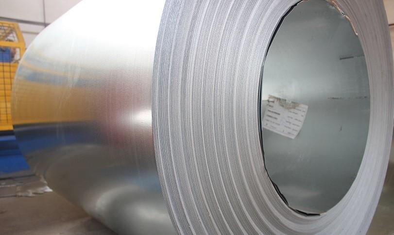 ورق گالوانیزه 1.5 رول 1000 فولاد امیر کبیر کاشان