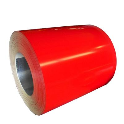 ورق رنگی قرمز