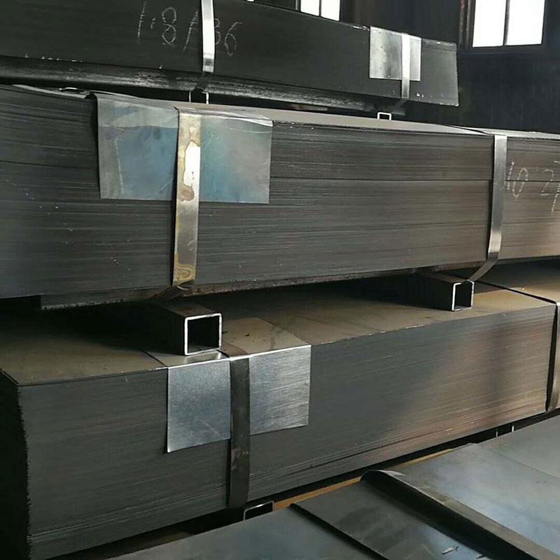 ورق سیاه 12 فابریک قطعات فولادی