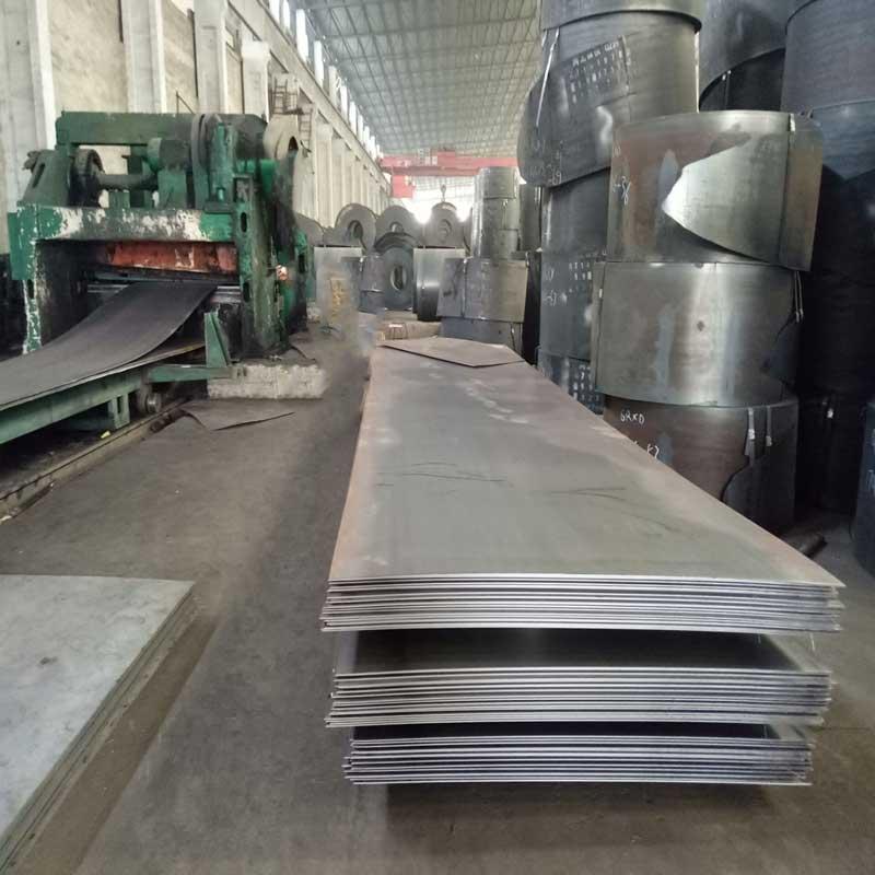 ورق سیاه 15 فابریک فولاد کاویان