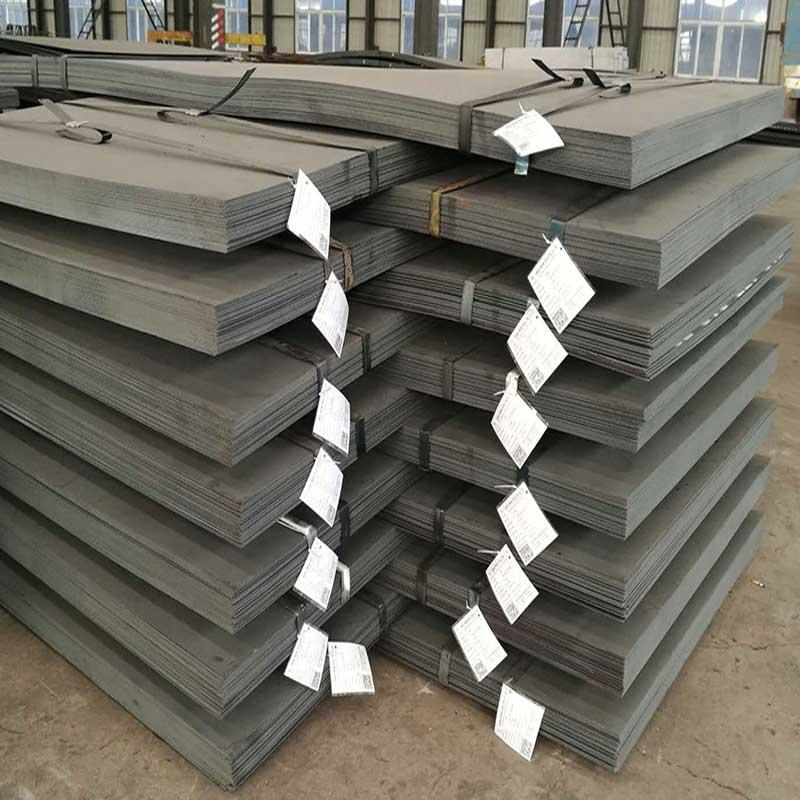 ورق سیاه 20 فابریک قطعات فولادی