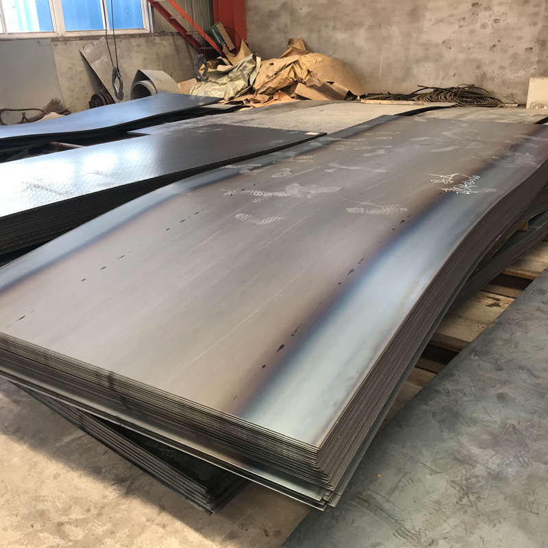 ورق سیاه فابریک 6 فولاد مبارکه